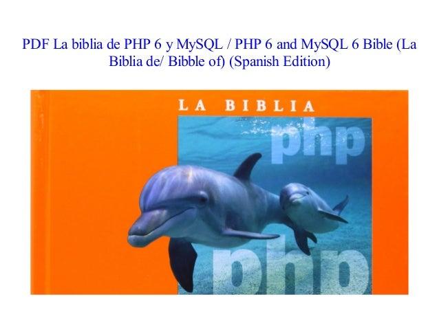 Php Mysql Bible Pdf