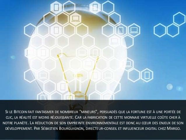 La blockchain est elle réellement un gouffre énergétique ? Slide 2