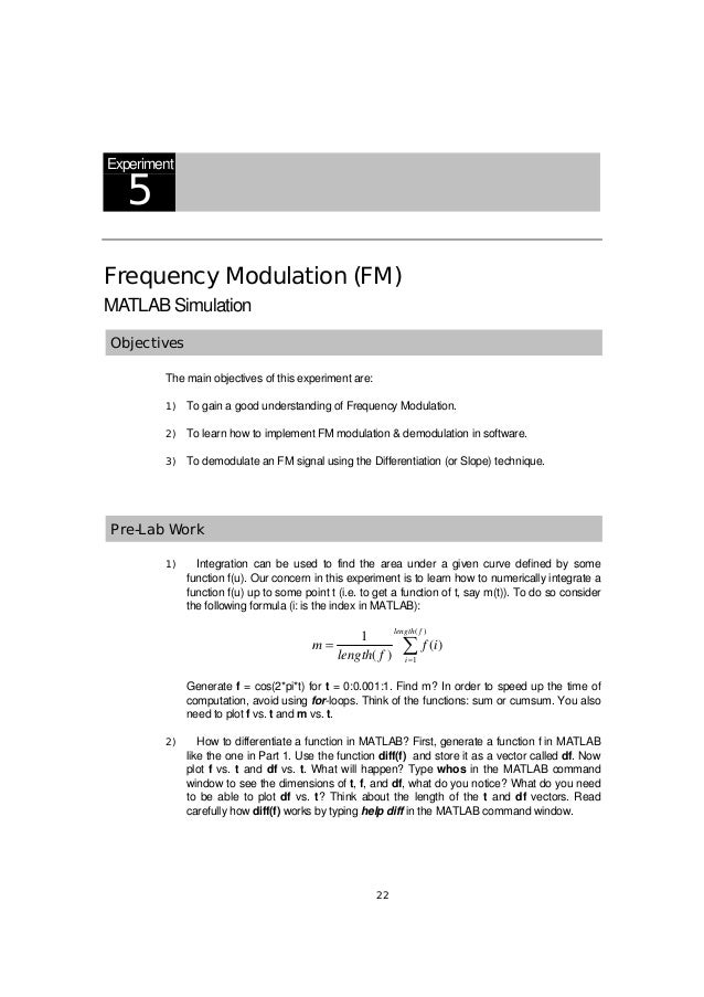 Matlab code modulation vsb Single Sideband