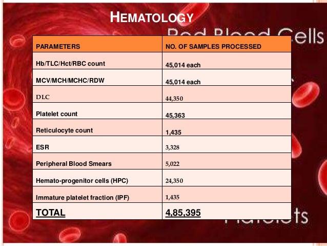 Lab medicine audit 2016 Slide 2