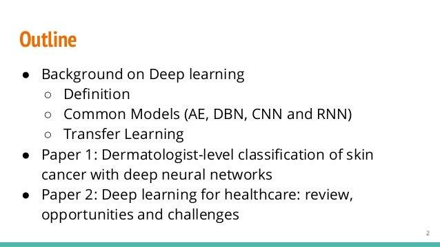 Deep Learning Application in Biology