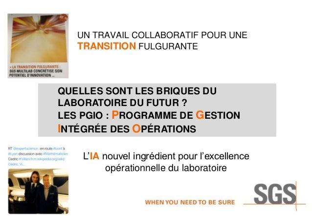 """Labo du futur webinaire SECF """" septembre 2020 exposé de  Yvon Gervaise Slide 3"""