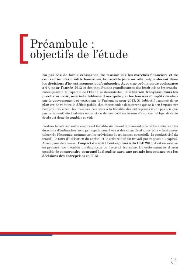 """La """"boîte à outils"""" de François Hollande détruit l'emploi Slide 3"""