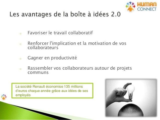 La boite à idées 2.0