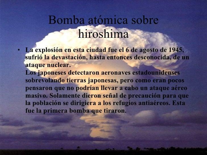 Bomba de hiroshima y nagasaki yahoo dating 6