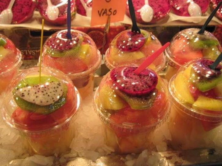 The Mercat de Sant Josep de la Boqueria,often simply referred to as La Boqueria is a large publicmarket in Barcelona and o...