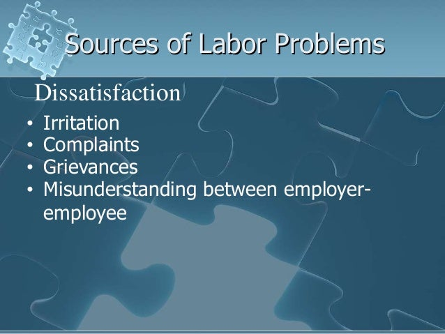Labor-management relations ppt download.