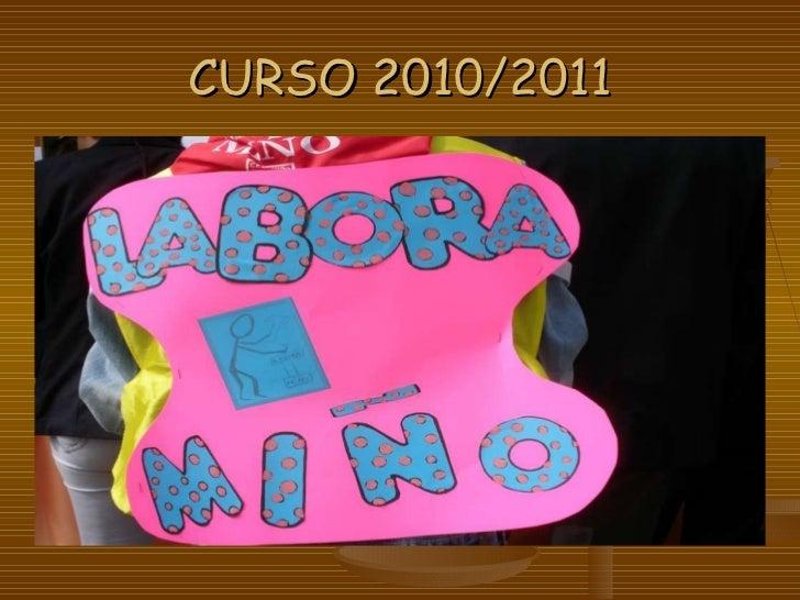 CURSO 2010/2011