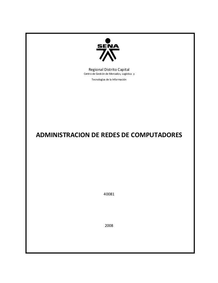 Regional Distrito Capital             Centro de Gestión de Mercados, Logística y                   Tecnologías de la Infor...