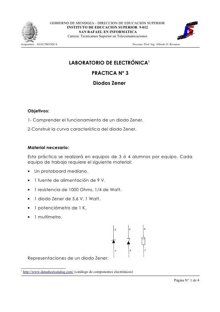 Laboratorio ElectróNica 03