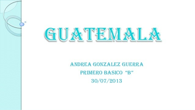 "ANDREA GONZALEZ GUERRA PRIMERO BASICO ""B"" 30/07/2013"