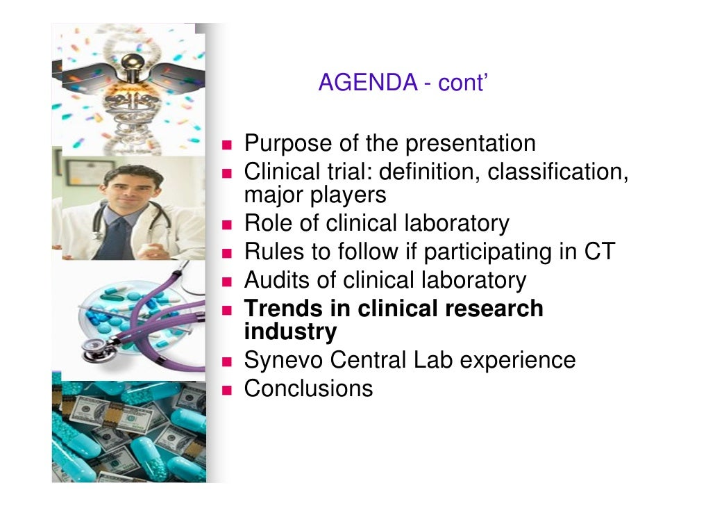 participants' responsibilities in clinical research 3 objectives who are the players what are their roles & responsibilities (r&rs ) in assessment and conduct of clinical trials.