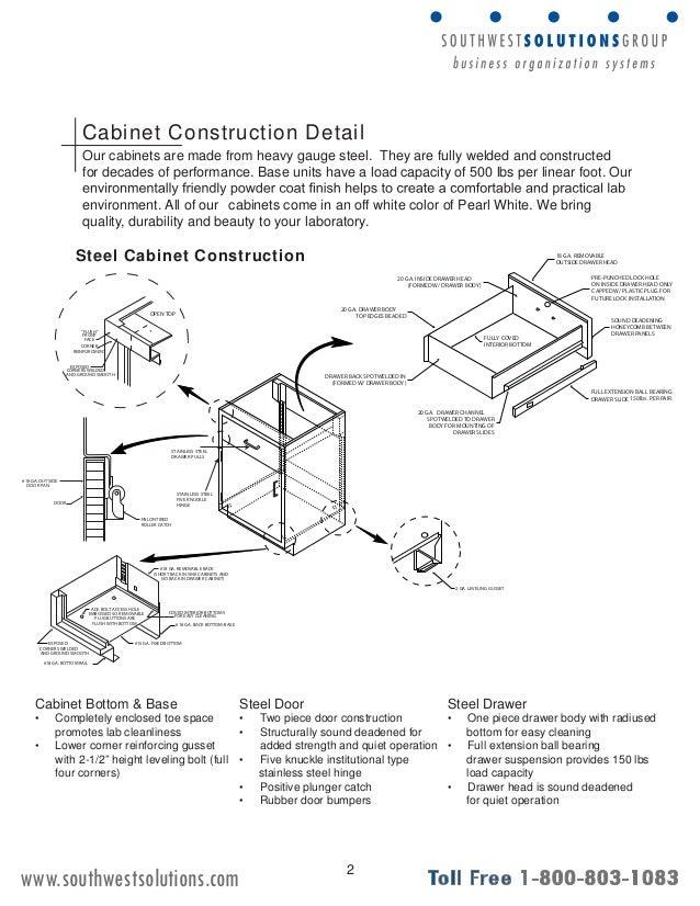 Stainless Steel Laboratory Storage Equipment