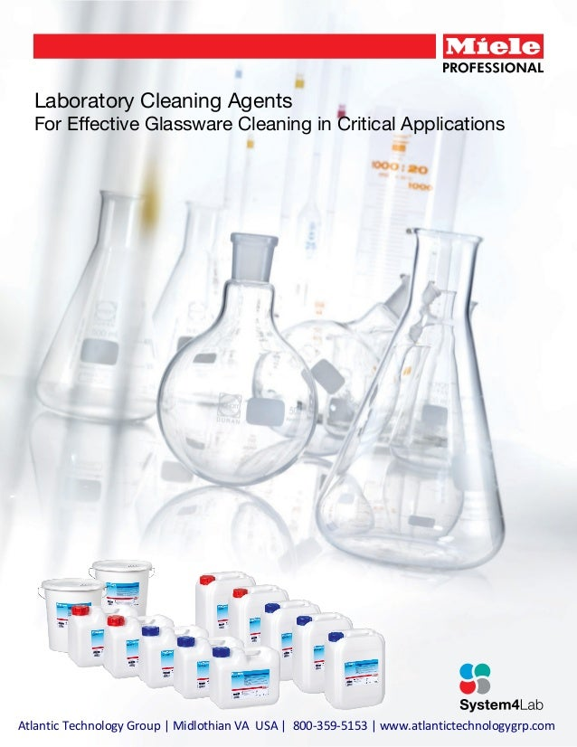 Laboratory Cleaning Agents For Effective Glassware Cleaning in Critical Applications Atlantic Technology Group   Midlothia...