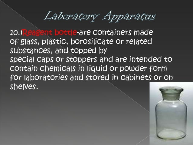 Laboratoryapparatus