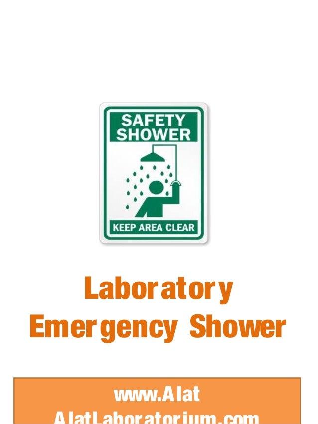 Laborator yEmer gency Shower     www.A lat