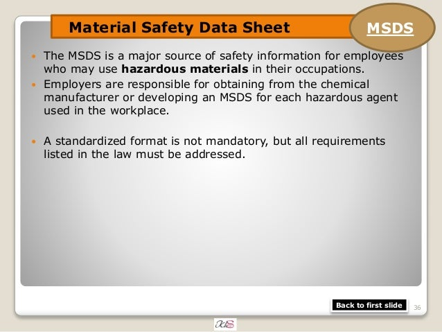 Laboratory Safety Presentation From Text Book 3rd C H A P T E R L