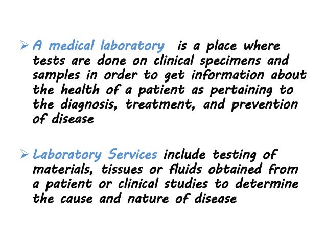 Laboratory tests in psychiatry