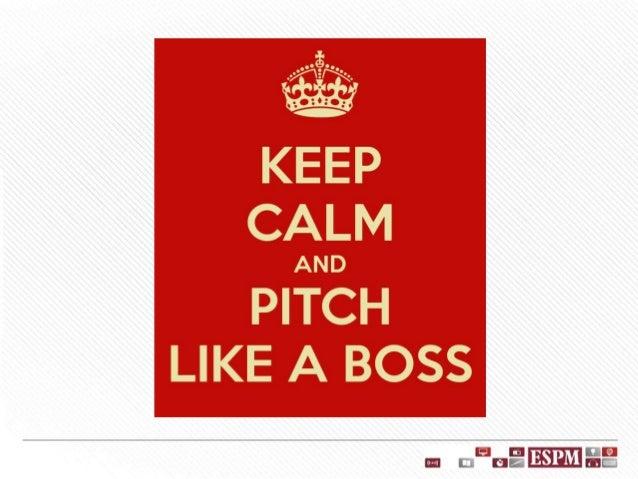 Primeiro, o que é um pitch?  'Pitch' pode ser entendida como uma abordagem de venda, uma conversa para se tentar vender al...