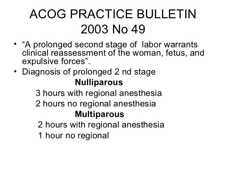 Acog guidelines pregnancy dating - La For t Nourriciere