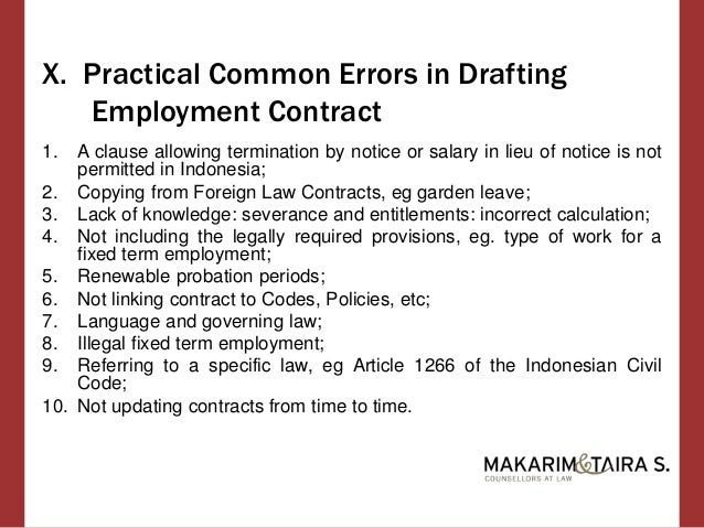 Indonesian Manpower Law: How To Hire in Indonesia