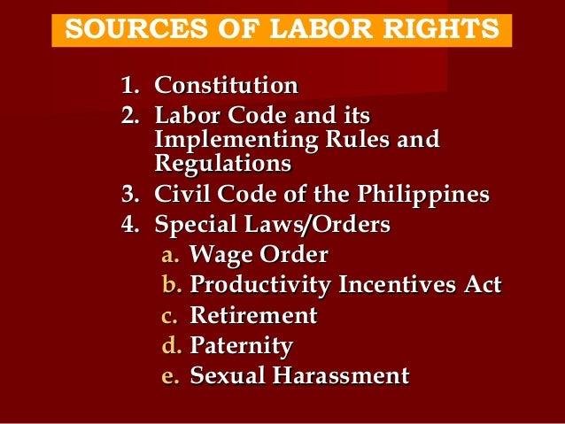 PHILIPPINE LABOR LAW PDF DOWNLOAD
