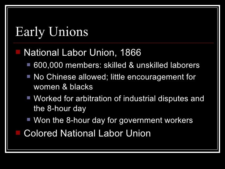 labor unions as a social contract within american society American labor unions were hurt by many problems during the 1960s, including migration of many industries into the anti-union southern states, the rapid expansion of the middle class, and internal corruption by some of the larger unions, such as the international brotherhood of teamsters.