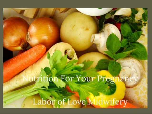 Nutrition for Pregnancy