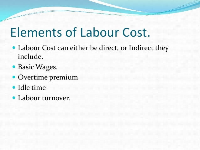 cost accounting a quantitative look at Chapter 3: budgeting, financial accounting for cost accounting and it organizes the budget into quantitative estimates of costs and.