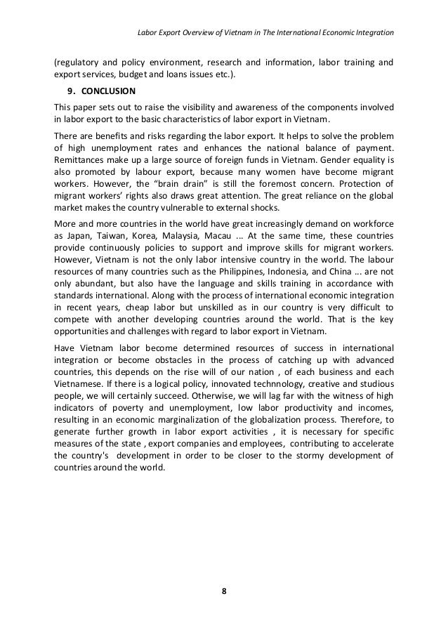 essay about foreign labour Three essays on foreign entrepreneurs by elena kulchina  figure 22 impact  of the foreign labor ban on firms in retail trade 43.