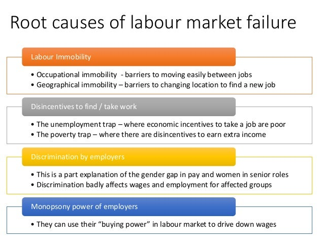 geographical immobility of labour