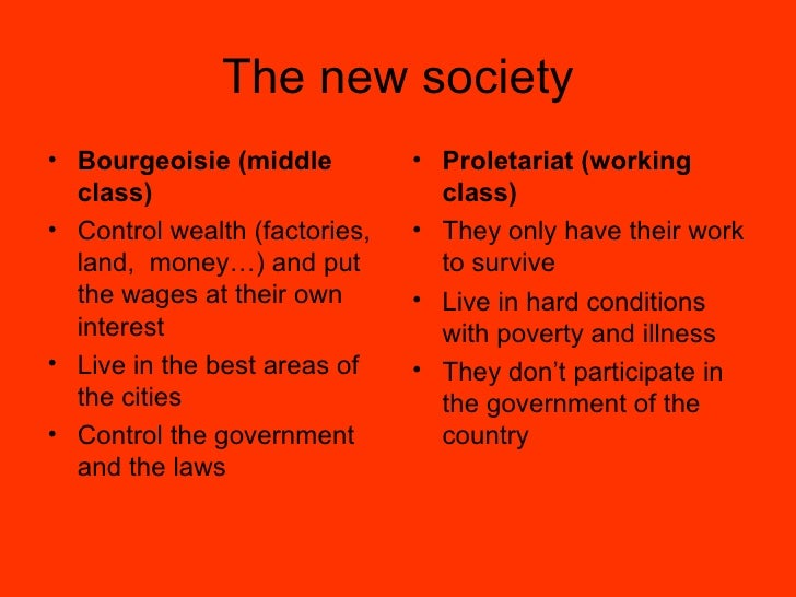 Labour movement Slide 3
