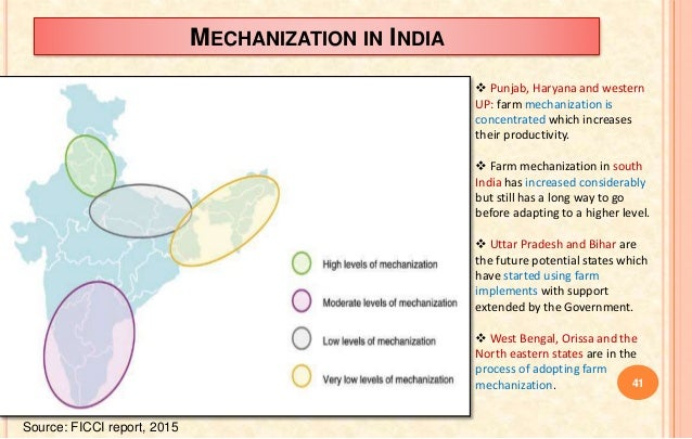 status of agricultural mechanization in the This website belongs to :- mechanization & technology division , department of agriculture , cooperation and farmers welfare.