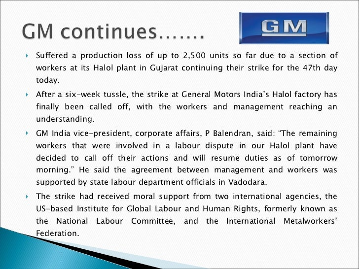 labour unrest In this blog post, salang ishan sharma, an advocate in punjab and haryana high court, chandigarh who is currently pursuing a diploma in entrepreneurship administration and business laws from nujs, kolkata, discusses how honda denied the sacking of workers which led to unrest among the workers.