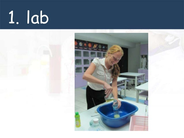 Science Lab Overview for Thai First Graders Slide 2
