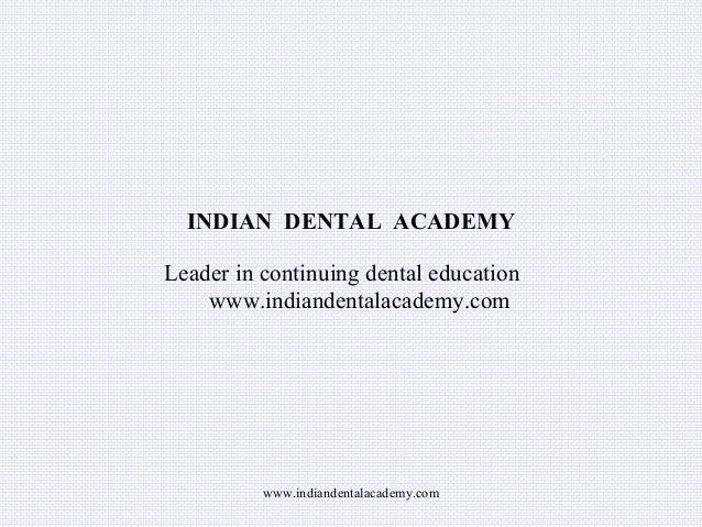 Lab procedures in rpd/ dental education in india