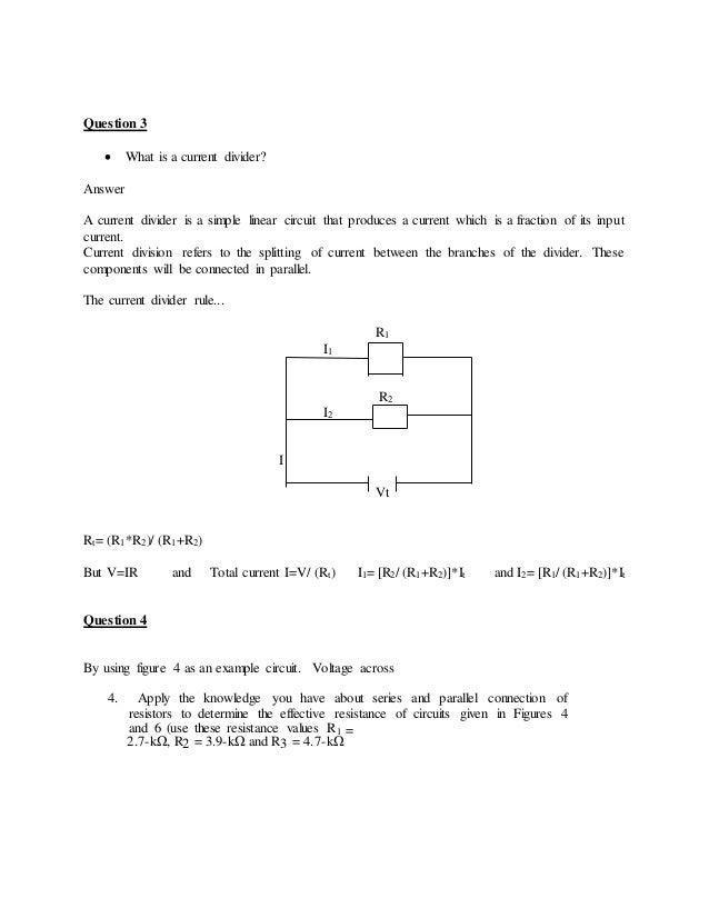 lab report 2 rh slideshare net series and parallel circuits lab temple series and parallel circuits lab vernier