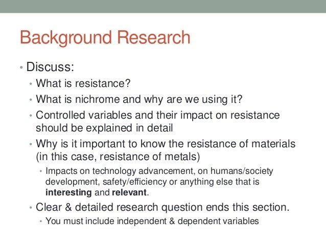 what is background of the study in research paper Background of study, is about the research on which you base your study  problem, why are you doing it a review paper gives an overview of research  dealing.