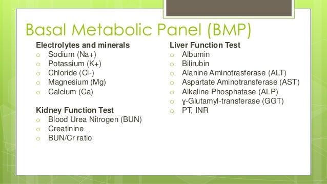 Lab Results Interpretation For Pharmacist A Nouri