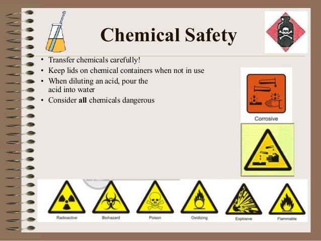 Lab safety good ppt