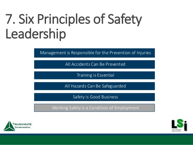 elements of a successful safety program Four elements of a good health and safety program there are four basic elements to all good health and safety programs: management commitment and employee involvement.