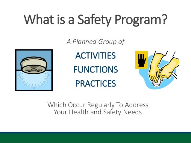 Components Of A Highly Effective Lab Safety Program