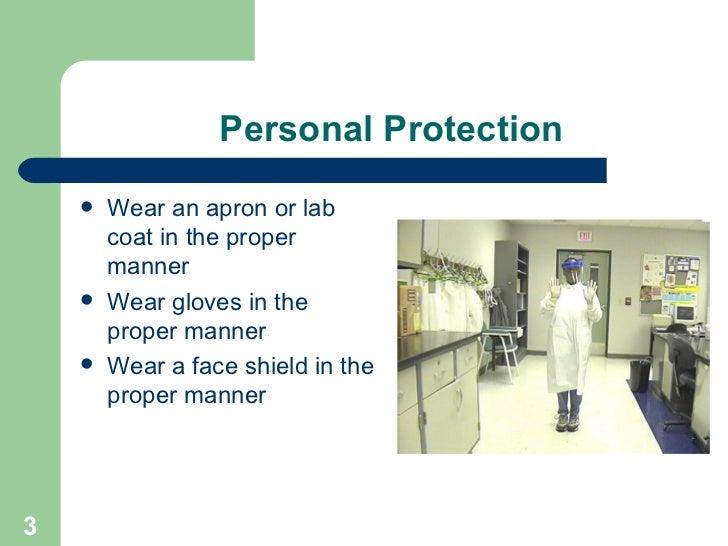 Lab safety ppt Slide 3
