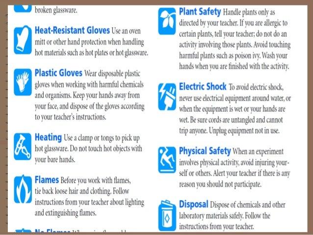 Lab Safety Symbols Amp Definition
