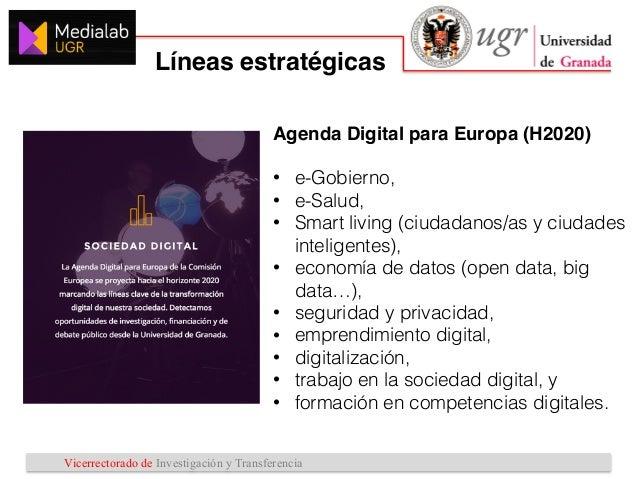 Los Social Labs como espacios de experimentación y participación social