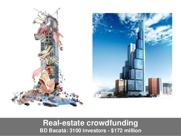 Real-estate crowdfunding BD Bacatá: 3100 investors - $172 million