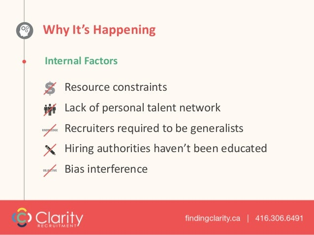 biases and judgment in the hiring process essay Eliminating unconscious biases in the hiring process makes sense on so many levels subjectivity clouds their judgment and chips away at certainty, whether the interviewer realizes it or not the solution maintain objectivity.