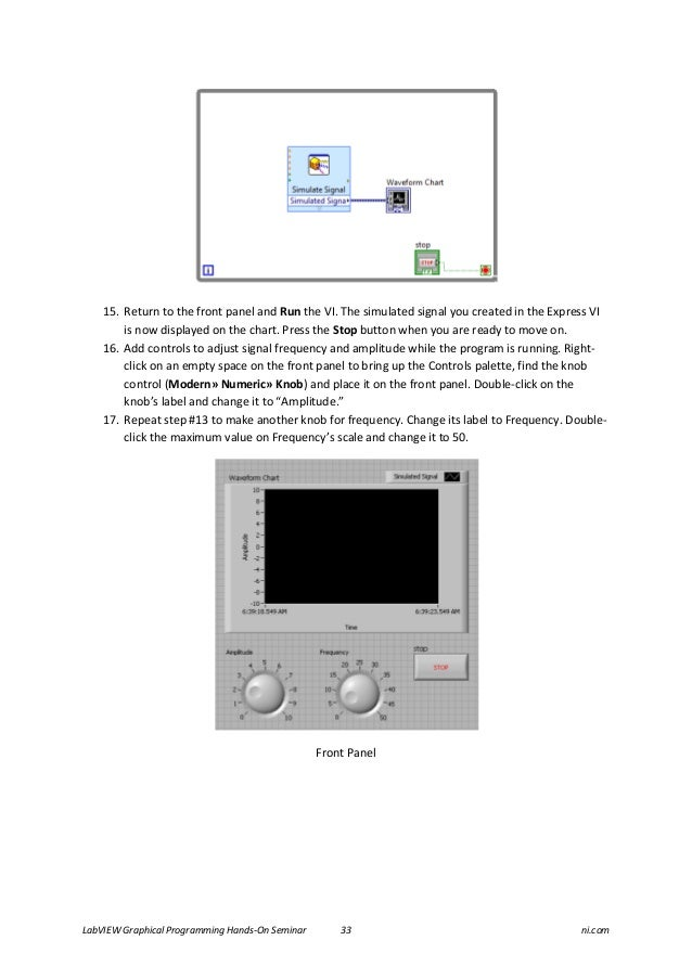 Labview Developer Cover Letter   A Study Device Development Using Ni Labview