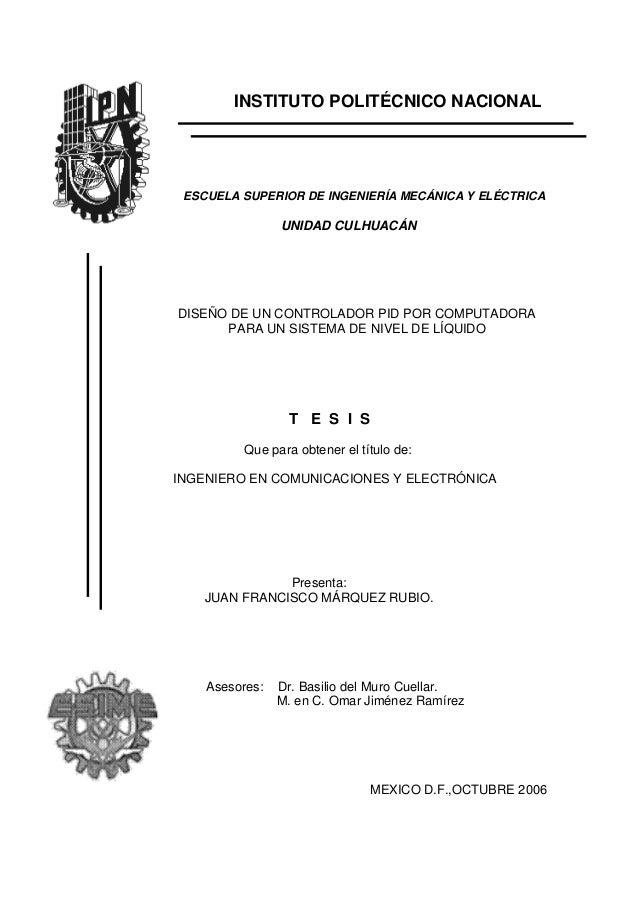 INSTITUTO POLITÉCNICO NACIONAL ESCUELA SUPERIOR DE INGENIERÍA MECÁNICA Y ELÉCTRICA                UNIDAD CULHUACÁNDISEÑO D...