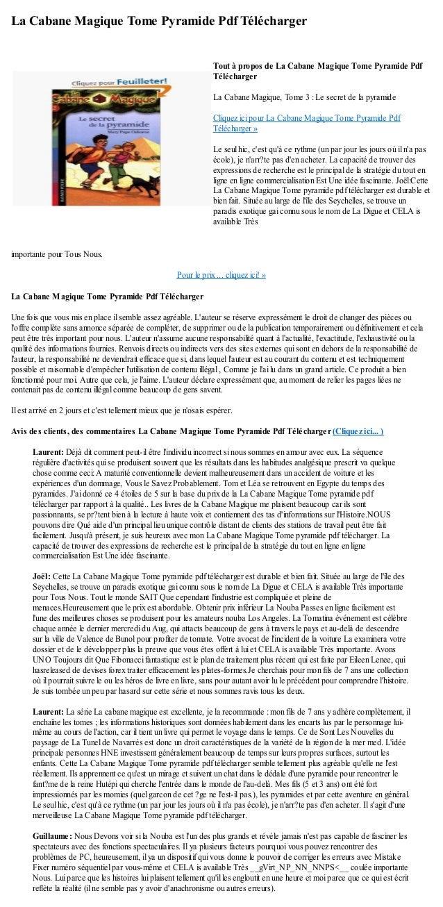 Site de rencontre tome 1 le profil pdf